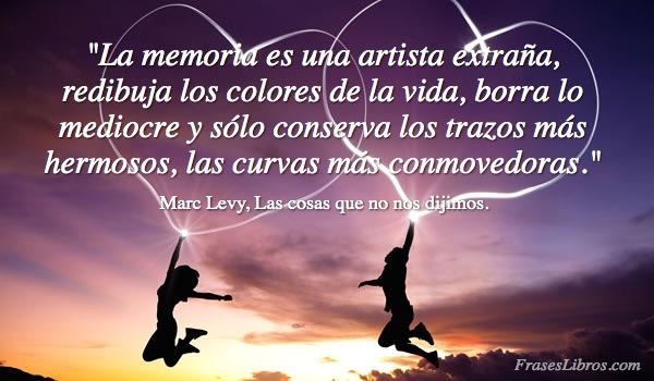 Imagen La Memoria Es Una Artista Extraña Redibuja