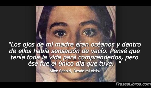 Imagen Los Ojos De Mi Madre Eran Océanos