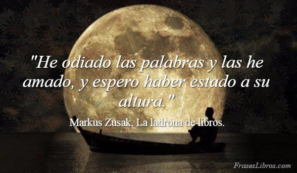 Imagen He Odiado Las Palabras Y Las He