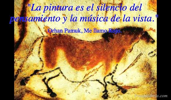 Imagen La Pintura Es El Silencio Del Pensamiento