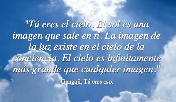 Imagen Tú Eres El Cielo El Sol Es