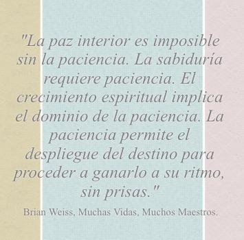 Imagen La Paz Interior Es Imposible Sin La